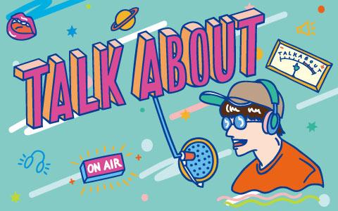 TBSラジオ『TALK ABOUT』