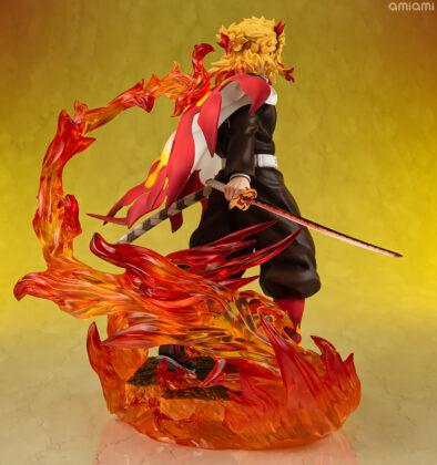 煉獄杏寿郎の最新フィギュア画像が到着